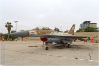 #7629 F-16 243 Israel - air force