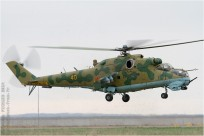 #7644 Mi-24 40 ye Kazakhstan - air force