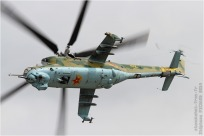 #7645 Mi-24 42 ye Kazakhstan - air force