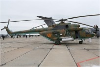 #7647 Mi-8 01 rd Kazakhstan - air force