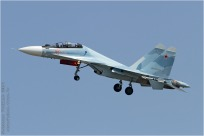 tn#7658-Su-27-16 red-Russie - air force