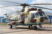 tn#7662-Mi-8-10 ye-Kazakhstan - border guard