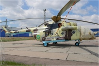 tn#7663 Mi-8 16 ye Kazakhstan - border guard