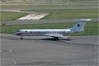 tn#7670-Tu-134-UP-T3407-Kazakhstan - KazAviaSpas