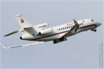 tn#7687-Falcon 7X-RA-09007-Russie-gouvernement