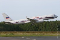 tn#7691 Tu-204 RA-64524 Russie - gouvernement