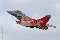 tn#7703 Rafale 142 France - air force