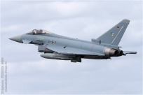 tn#7715 Typhoon 31-11 Allemagne - air force