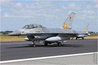 #7725 F-16 FB-23 Belgique - air force