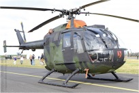 tn#7755-Bo 105-86-19-Allemagne - army
