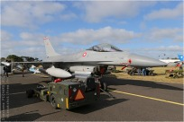 tn#7768 F-16 E-011 Danemark - air force