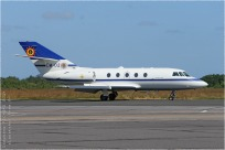 tn#7773-Falcon 20-CM-02-Belgique-air-force