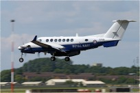 tn#7822 King Air ZZ501 Royaume-Uni - navy