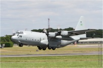 tn#7836 C-130 84004 Suède - air force