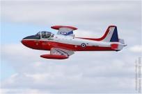 tn#7884-Jet Provost-XM479-Royaume-Uni