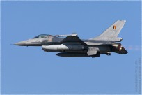 tn#7950 F-16 FA-103 Belgique - air force