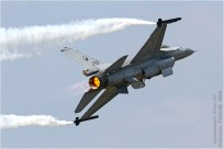 tn#7956 F-16 J-631 Pays-Bas - air force