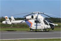 tn#7960-MD900-G-11-Belgique - police