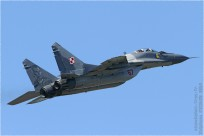 tn#7966 MiG-29 67 Pologne - air force