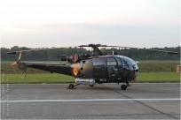 tn#7979-Alouette III-M-3-Belgique - navy
