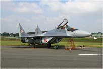 tn#7985 MiG-29 105 Pologne - air force