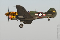 vignette#8061-Curtiss-P-40K-Warhawk