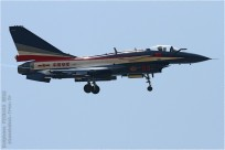 tn#8363 J-10 03 Chine - air force