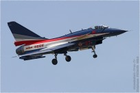 tn#8367 J-10 07 Chine - air force
