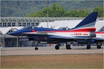 tn#8368 J-10 07 Chine - air force
