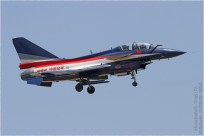 tn#8371 J-10 12 Chine - air force