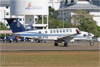 tn#8397-King Air-FL-587-Malaisie-police