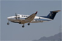 tn#8398-King Air-FL-593-Malaisie-police