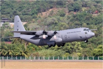 tn#8454 C-130 M30-11 Malaisie - air force