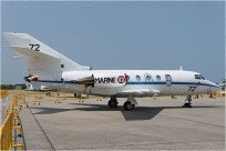 tn#8476-Falcon 20-72-France - navy