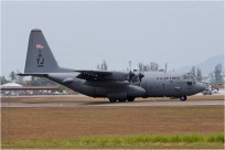 tn#8491 C-130 74-1669 USA - air force