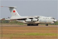 tn#8492 Il-76 21041 Chine - air force