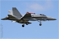 #8497 F-18 HN-432 Finlande - air force