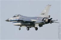 #8519 F-16 J-367 Pays-Bas - air force