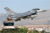 tn#8575 F-16 94-0091 Turquie - air force