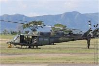 tn#8615 Bell 212 EJC-4208 Colombie - army