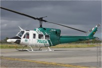 tn#8633-Bell 212-PNC-0488-Colombie-police