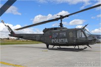 tn#8644-Bell 205-PNC-0715-Colombie-police