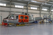 tn#8646-Bell 205-PNC-0746-Colombie-police