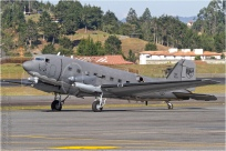 tn#8652-DC-3-FAC1654-Colombie - air force