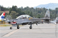 tn#8680-Super Tucano-FAC3103-Colombie - air force