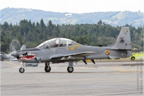 #8683 Super Tucano FAC3106 Colombie - air force