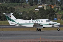tn#8691-King Air-PNC-0255-Colombie - police