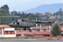 tn#8700-Mi-8-EJC-3391-Colombie - army