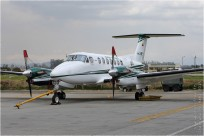 tn#8707-King Air-PNC-0204-Colombie-police