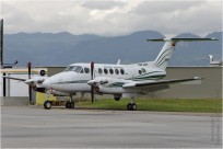 tn#8708-King Air-PNC-0206-Colombie-police